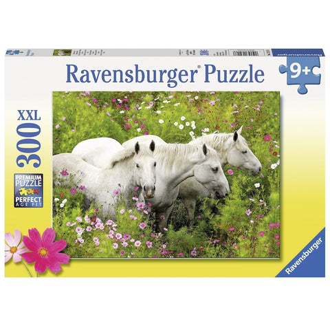 Ravensburger Horses in a Field Puzzle 300pc (RB13218-8)