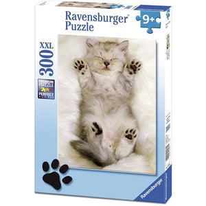 Ravensburger The Cuddly Kitten Puzzle 300pc (RB13236-2)