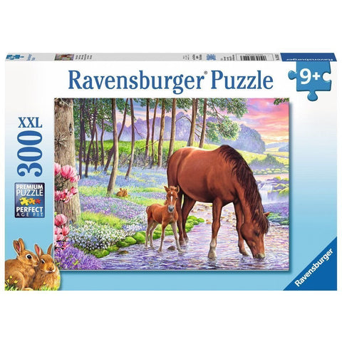 Ravensburger - Serene Sunset Puzzle 300pc (RB13242-3)