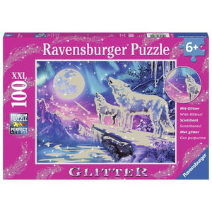 Ravensburger Twilight Howl Puzzle 100pc (RB13600-1)