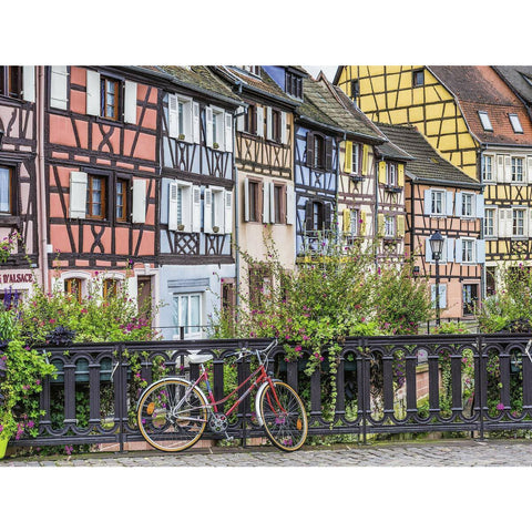 Ravensburger - Colmar, France Puzzle 500pc (RB13711-4)