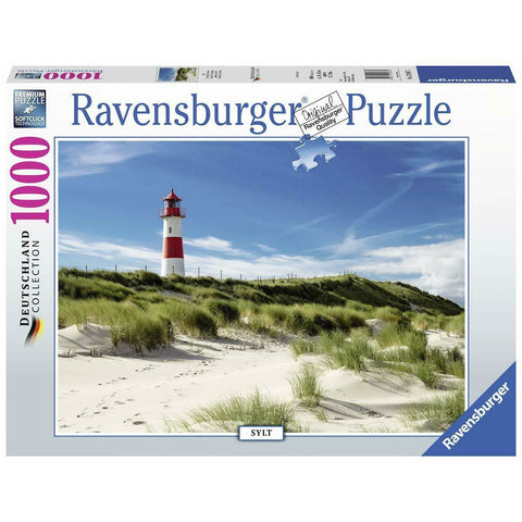 Ravensburger - Lighthouse in Sylt Puzzle 1000pc (RB13967-5)