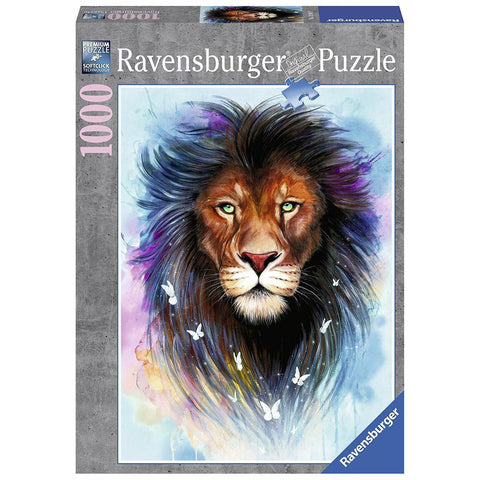 Rburg - Majestic Lion Puzzle 1000pc