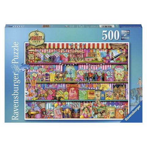 Ravensburger - The Sweet Shop Aimee Stewart 500pc (RB14653-