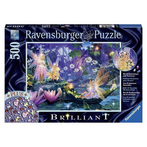 Ravensburger Fairy with Butterflies Puzzle 500pc (RB14882-0