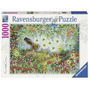 Ravensburger - Nocturnal Forest Magic Puzzle 1000pc (RB1517