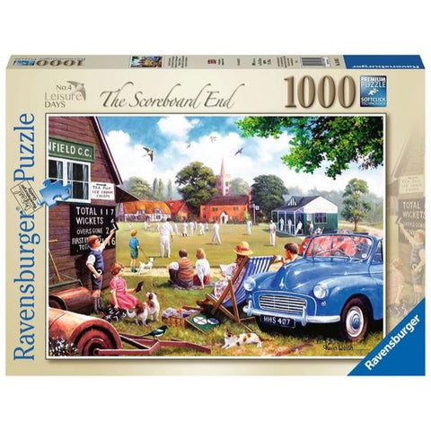 RAVENSBURGER 1000pc The Scoreboard End (No.4)