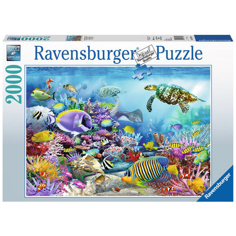 Rburg - Coral Reef Majesty Puzzle 2000pc