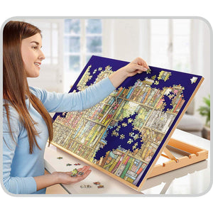 Ravensburger- Non-slip Velour Surface Puzzle Board RB1797