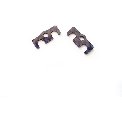 RC MAKER BELLCRANK ACKERMAN SHIMS PLATE SET (0.5/1MM) (RCM-ASB)