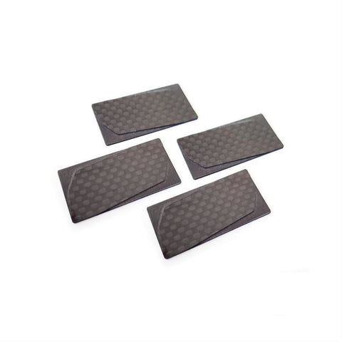 RC MAKER GEO CARBON WING ENDPLATES (RCM-GCWE)