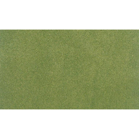 "WOODLAND SCENICS 25x33"" Spring Grass Ready Grass Roll"