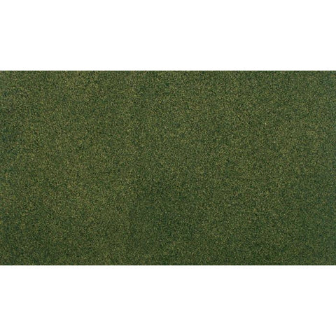 "WOODLAND SCENICS 25x33"" Forest Grass Ready Grass Roll"
