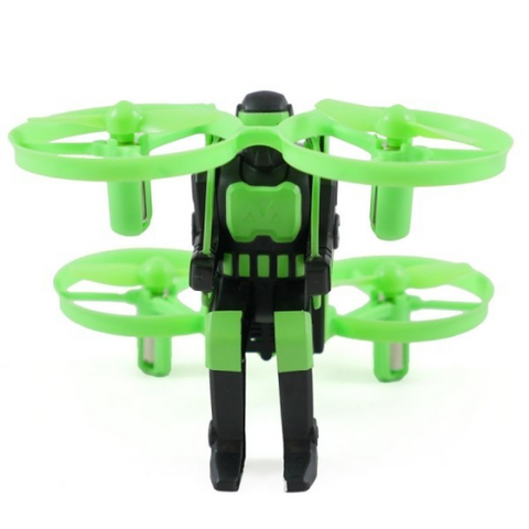 Image of Rage RC Jetpack Commander Drone, RTF, Green