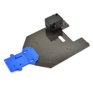 RIVER HOBBY Chassis Plate Carbon Oct (FTX-8374)