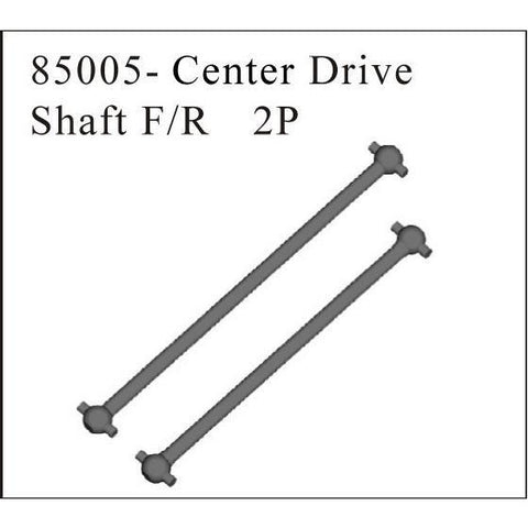 Image of VRX CTR drive shafts F&R suit 1/8 nitro