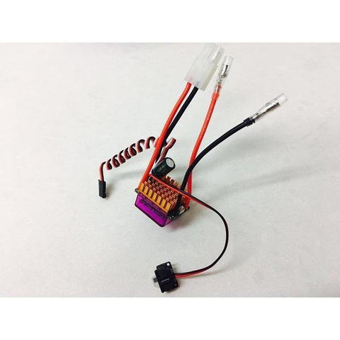 VRX Brushed 40amp ESC