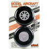ROBART SCALE WHEELS: 4 INCH X-TREAD