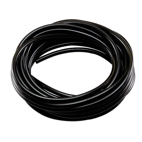 Image of ROBART BLACK AIR LINE TUBING: 10 FOOT