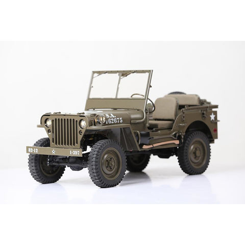 ROCHOBBY 1/6 1941 MB Jeep Scaler