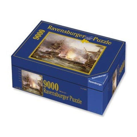 RAVENSBURGER BOMBARDMENT OF ALGIERS 9000PC