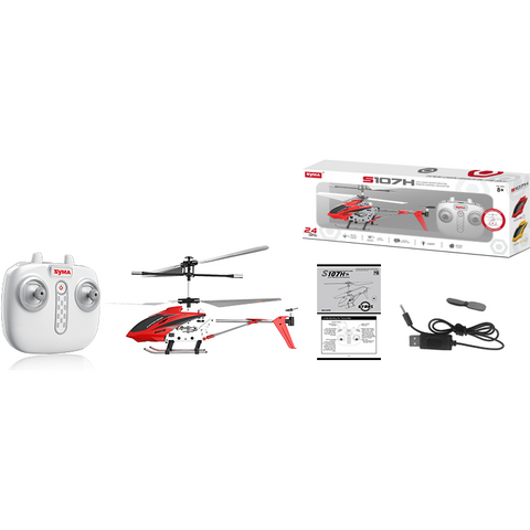 SYMA Helicopter 3ch 2.4GHz Altitude Hold Function