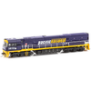 SDS MODELS HO - NR DC Powered Pacific National Blue