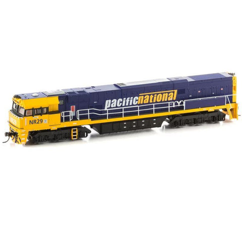 SDS MODELS HO NR DC Powered Pacfic National No Stars NR29 -