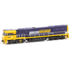 SDS MODELS HO NR8 Pacific National No Stars DCC w/Sound