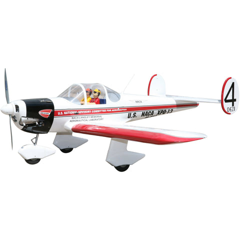 Image of Seagull Models Ercoupe RC Plane, 33cc ARF