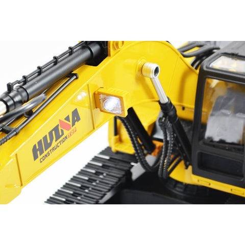 HUINA 1/14 RC Construction Full Metal Excavator