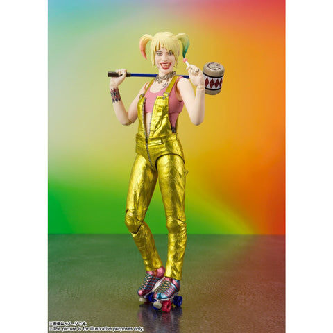 Image of BANDAI S.H.Figuarts Harley Quinn (Birds of Prey)