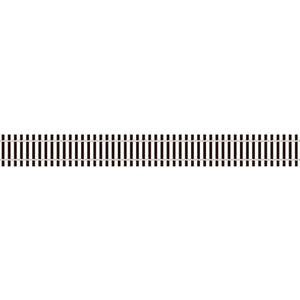 "PECO OO/HO FLEXIBLE TRACK 36"" LENGTHS - CODE 83"