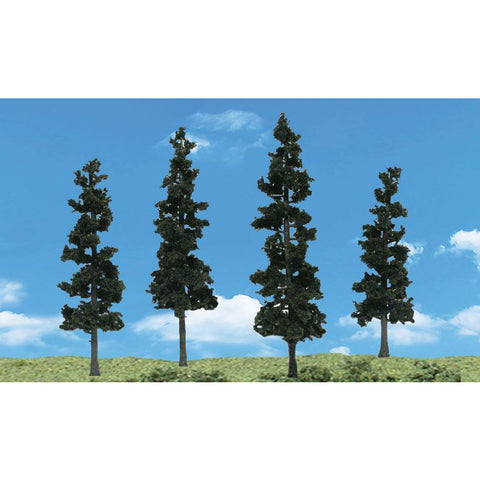 WOODLAND SCENICS Conifer Trees