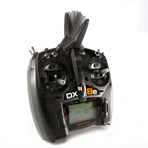 SPEKTRUM DX8e 8-Channel Transmitter