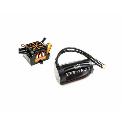 SPEKTRUM Firma 150A Smart ESC with 2050Kv Sensorless Motor