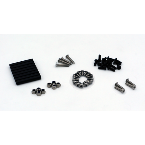 TEAM BLACK SHEEP TBS SOURCE ONE SCREW SET (	A-SRCE-SCSET)