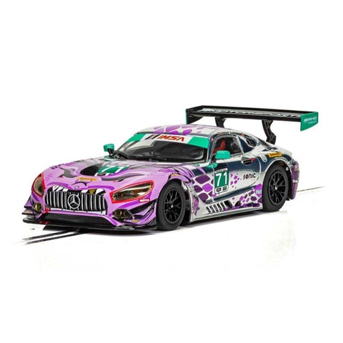 SCALEXTRIC MERCEDES AMG GT3 P1 MOTORSPORTS (57-C4044)