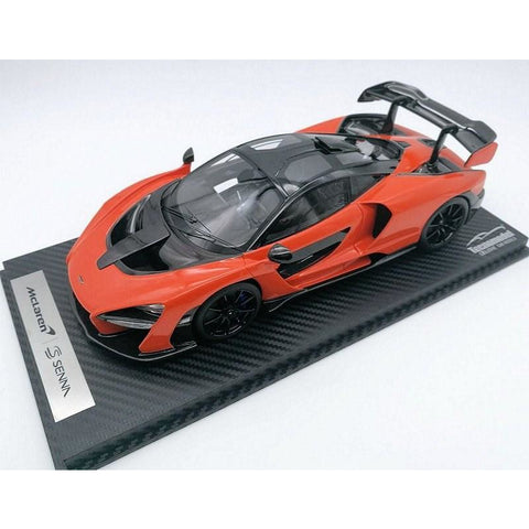 Tecnomodel 1/18 McLaren Senna Mirra Orange 2018