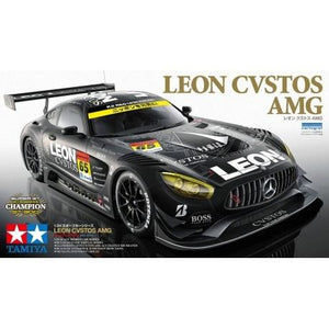 TAMIYA 1/24 SCALE LEON CVSTOS AMG (LIMITED PRODUCTION) (T24350)