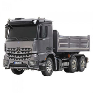 Tamiya Mercedes-Benz Acros 3348 6x4 Tipper Truck 1:14 Scale (T56357)