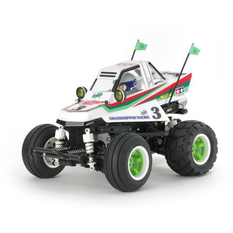 TAMIYA COMICAL GRASSHOPPER (WR-02CB) (75-T58662)