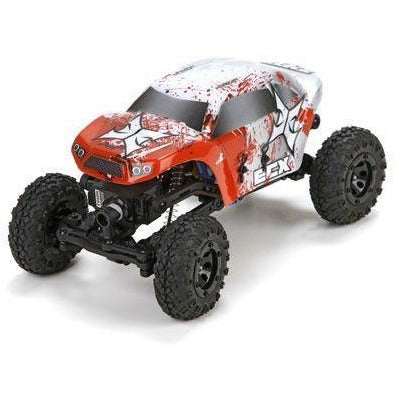 ECX Temper 1/24th  Scale 4WD RC Rock Crawler, RTR - Hearns Hobbies Melbourne - ECX