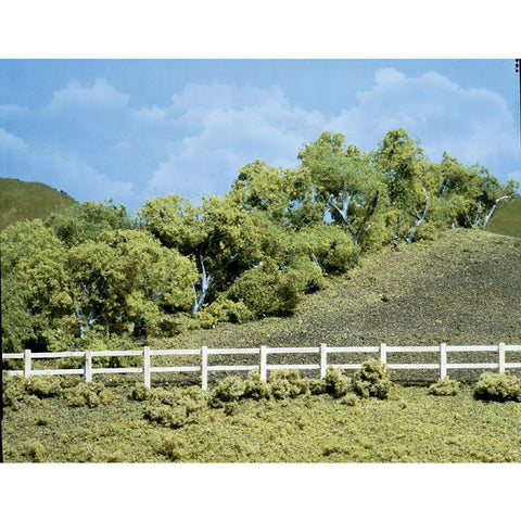 "WOODLAND SCENICS 24""-30"" Hedge Row Scene"