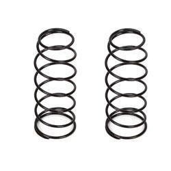 TLR 16mm FR Shk Spring, 5.0 Rate, Black (2): 8IGHT Buggy 3.0