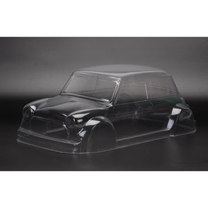 TEAM C 1/10 MINI COOPER BODY 210mm (TM106)