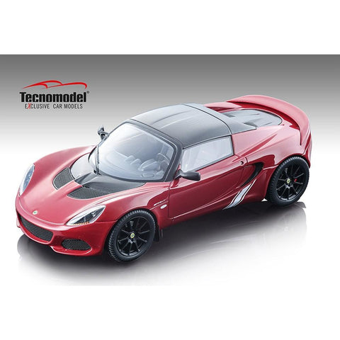 Tecnomodel Lotus Elise Sprint Metallic Mephis Red