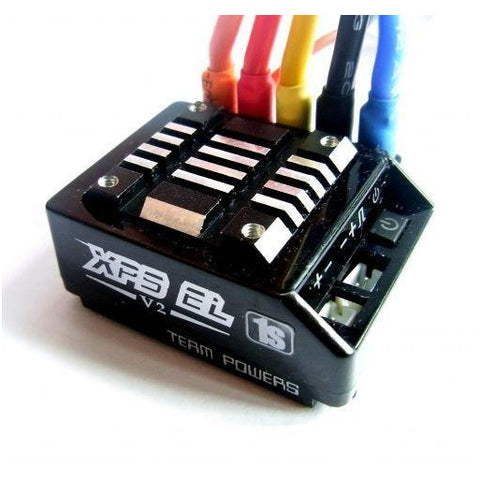 TEAM POWERS XPS EL 45A 1S ESC FOR 1/12TH SCALE (TPXPSEL45A1