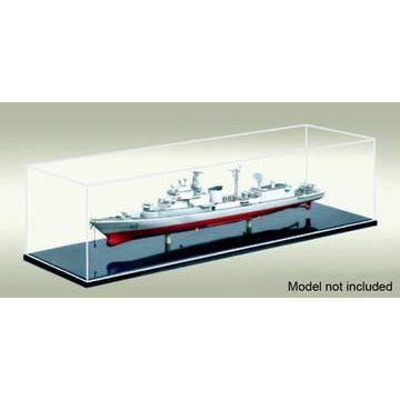 TRUMPETER PLASTIC DISPLAY CASE 500 X 150 X 145MM (TR09805)