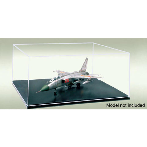 TRUMPETER Plastic Display Case 316 x 276mm x 136mm (TR09808
